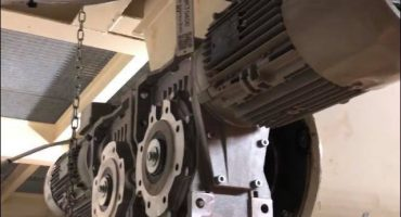 Motor/gear renovering
